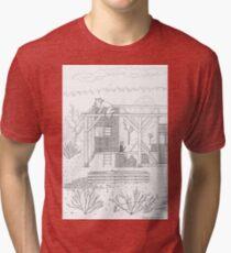 beegarden.works 007 Tri-blend T-Shirt