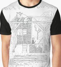 beegarden.works 007 Graphic T-Shirt