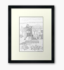 beegarden.works 007 Framed Print