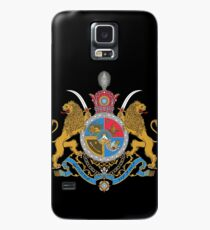 Imperial Coat of Arms of Iran under the Pahlavi Dynasty Case/Skin for Samsung Galaxy