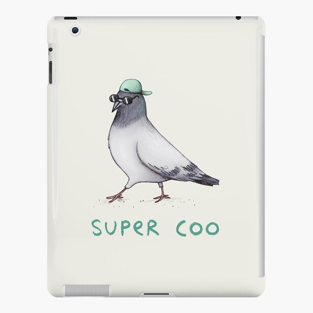 Super Coo iPad Case & Skin