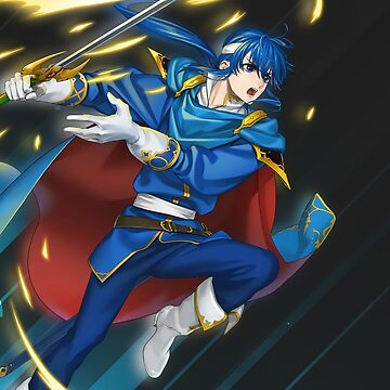 Heir of Light Seliph by TomsTops