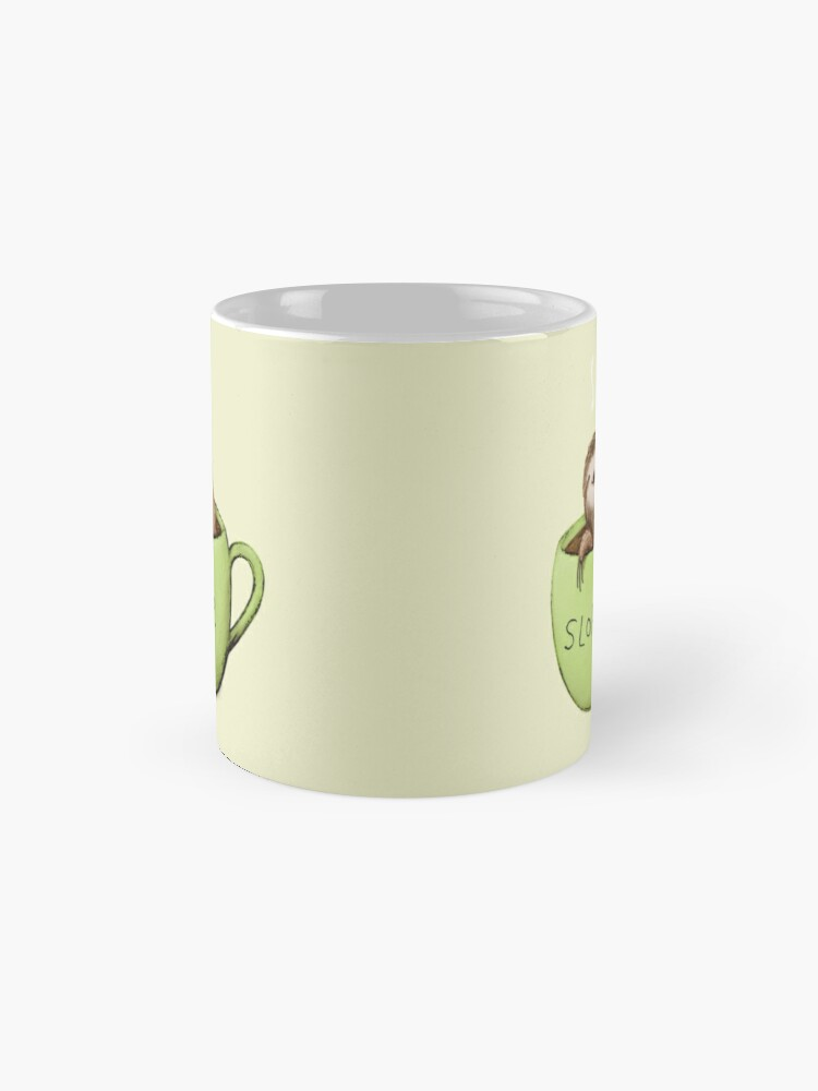 Alternate view of Sloffee Mug