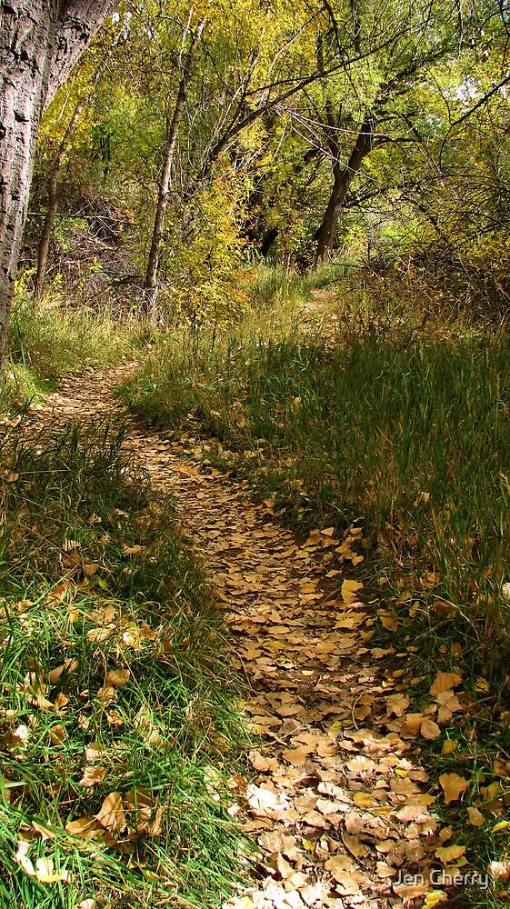 A Fall Walk by Jen Millard