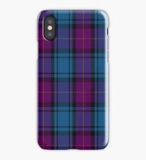 00245 The Joker Tartan  iPhone Case/Skin