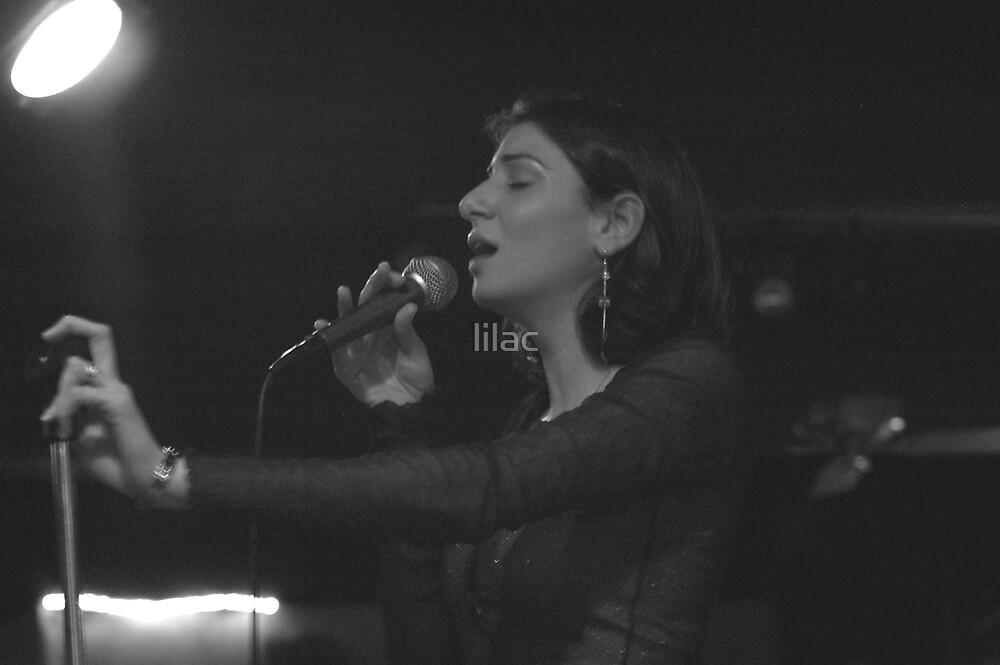 Jazz Singer by lilac