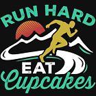 Run Hard Essen Cupcakes von ViralMode