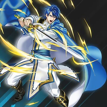 Holy Knight Sigurd by TomsTops