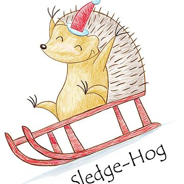 A Hog's Life - Sledge-Hog by shiro