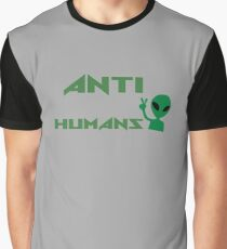 Anti Humans Graphic T-Shirt