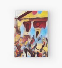 Picaso Palace Parade Hardcover Journal
