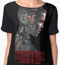 Eleven - Stranger things Chiffon Top