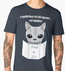 Kitty GM: Roll for Initiative Men's Premium T-Shirt