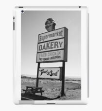 First place for Miles iPad Case/Skin