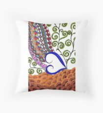 Love was born at Christmas Throw Pillow