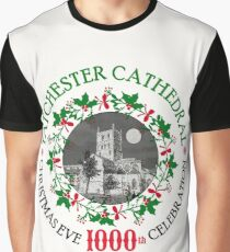 TATCHESTER CATHEDRAL (The Box of Delights) Graphic T-Shirt