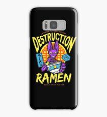 Destruction Ramen Samsung Galaxy Case/Skin