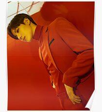 SHINee TAEMIN THIRSTY Poster