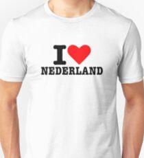 I love Nederland T-Shirt