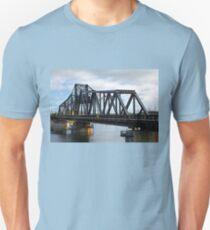 Swing Bridge Unisex T-Shirt