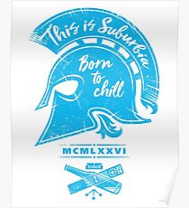 Born to chill Poster
