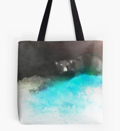 Mt. Polar (Inverted) Tote Bag