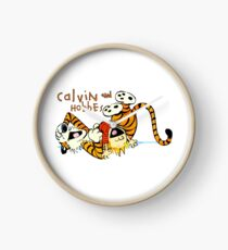 Calvin Clock