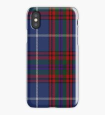 00205 Edinburgh District Tartan  iPhone Case