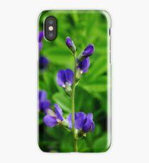 Violet Blue iPhone Case