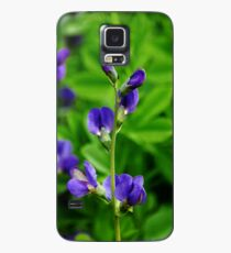 Violet Blue Case/Skin for Samsung Galaxy