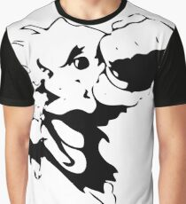 chibi Ken Graphic T-Shirt