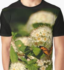 Nectaring Pearl Crescents Graphic T-Shirt