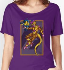 Freeza vs Spongebob Women's Relaxed Fit T-Shirt