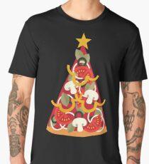Pizza on Earth - Vegetarian Men's Premium T-Shirt