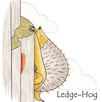 A Hog's Life - Ledge-Hog by shiro
