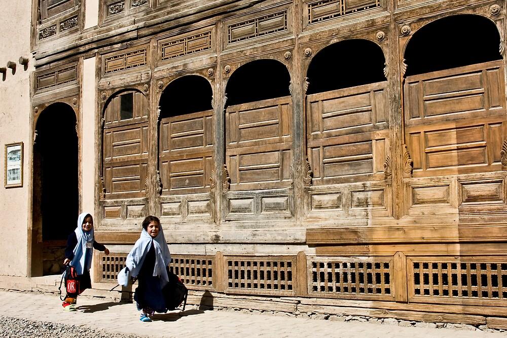 The Kids of Murade Khane school #6 by Jacob Simkin
