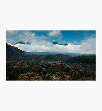 Paradise of Taman Negara Photographic Print