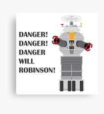 Robot - Lost in Space Canvas Print