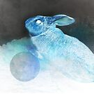 Creature of Rabbit (Inverted) by katmakesthings