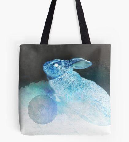 Creature of Rabbit (Inverted) Tote Bag