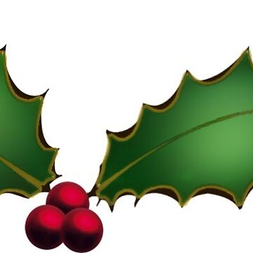Holly Jolly Christmas  by SaraJane28