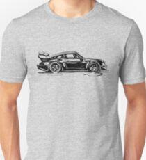 911 RWB Tee Slim Fit T-Shirt