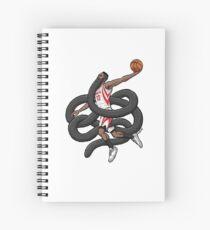 Gnarly Beard Spiral Notebook