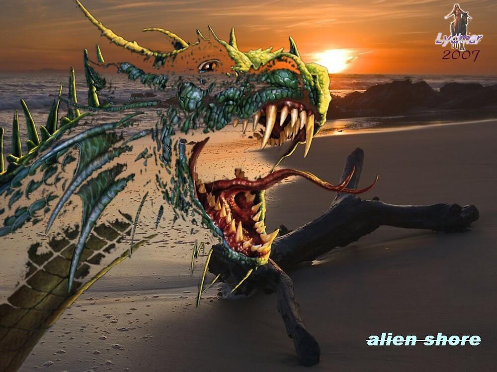 alien shore by lydmar