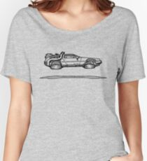 BTTF Lifted - Tee Women's Relaxed Fit T-Shirt
