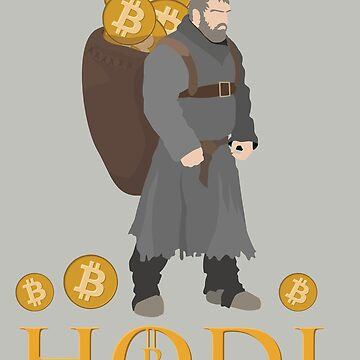HODL - Bitcoins! by Mehdals