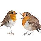Robin & Marian by Arie van der Wijst
