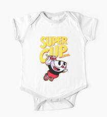 Super Cuphead BROS Mugman Kids Clothes