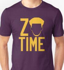 ZO TIME Purple Unisex T-Shirt