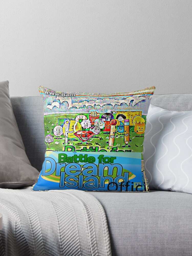 Quot A Bfdi Quot Throw Pillows By Jacknjellify Redbubble